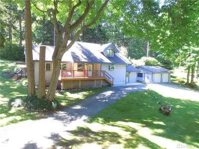 Coupeville Single Family Home For Sale: 450 Race Rd