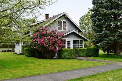 Nooksack Single Family Home Sold: 609 Nooksack Ave