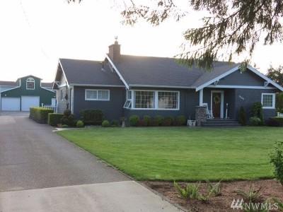 Lynden Single Family Home For Sale: 8595 Benson Rd
