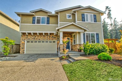 Mukilteo Single Family Home For Sale: 1025 Terrace Ct