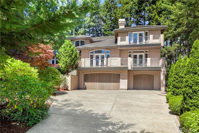 Gig Harbor Single Family Home For Sale: 5517 Old Stump Dr NW