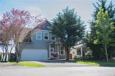 Spanaway Single Family Home For Sale: 1222 193rd St E