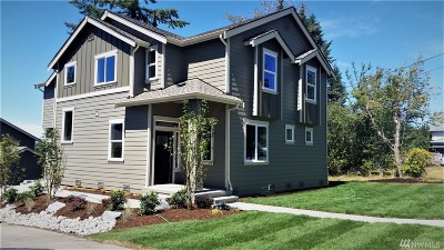 Snohomish Single Family Home For Sale: 510 Avenue J