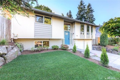 Fircrest Single Family Home For Sale: 1218 Palm Dr