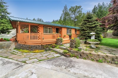 Gold Bar Single Family Home For Sale: 17501 433rd Ave SE