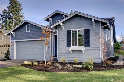 Lacey Single Family Home For Sale: 8741 Vashon Ct