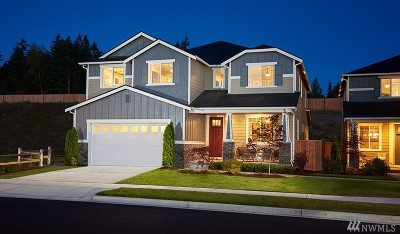 Covington Single Family Home For Sale: 25809 208th Ave SE