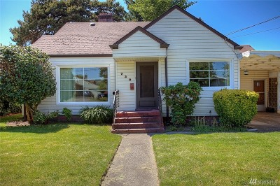 Sumner Single Family Home For Sale: 730 Meeker Ave