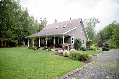 Sumas Single Family Home For Sale: 4927 Reese Hill Rd
