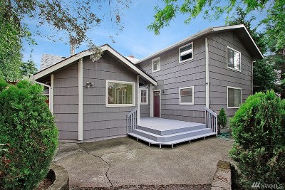 Bellevue Single Family Home For Sale: 6015 116th Ave SE