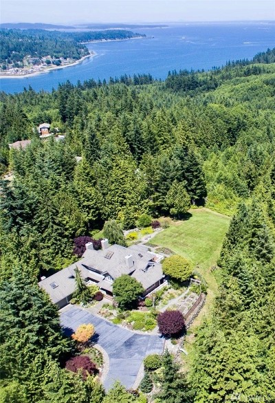 Port Ludlow WA Single Family Home For Sale: $1,079,000
