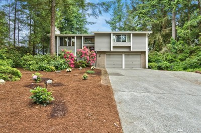 Gig Harbor Single Family Home For Sale: 1110 34th St. Ct. NW