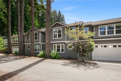 Issaquah WA Multi Family Home Contingent: $1,250,000