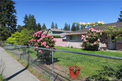 Lynnwood Single Family Home For Sale: 20329 76th Ave W