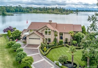 Lake Tapps Single Family Home For Sale: 2411 199th Av Ct E