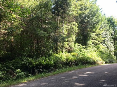 Residential Lots & Land For Sale: 4100 E Quilcene Rd