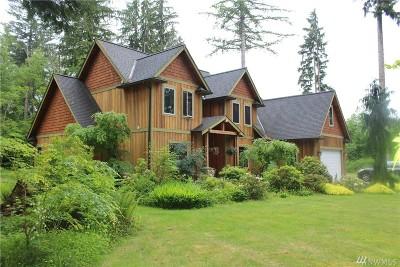 Sedro Woolley Single Family Home For Sale: 3678 Skaarup Rd