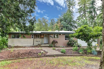Newcastle Single Family Home For Sale: 8226 118th Ave SE