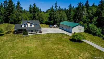 Olympia Single Family Home For Sale: 4748 44th Lane NE