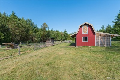 Anderson Island Single Family Home For Sale: 8807 Otso Point Rd #AI