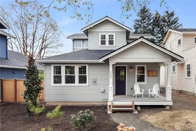 Kirkland Single Family Home For Sale: 9427 NE 128th St