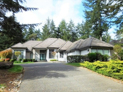 Gig Harbor Single Family Home Contingent: 4509 N Foxglove Dr NW