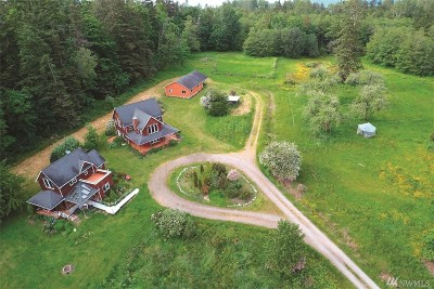 Bow Single Family Home Sold: 11161 Samish Island Rd