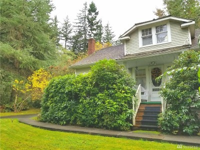 Greenbank Single Family Home Sold: 24371 State Route 525
