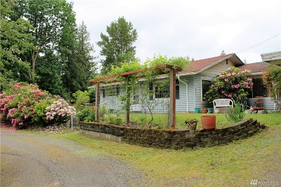 Lynden Single Family Home For Sale: 670 Loomis Trail Rd