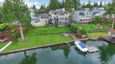 Lake Tapps Single Family Home For Sale: 3009 211th Avenue East