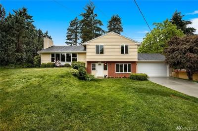Mercer Island Single Family Home For Sale: 3745 77th Ave SE