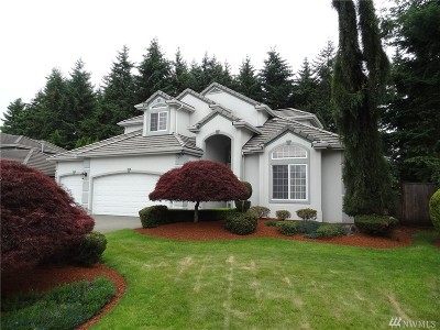 Puyallup Single Family Home For Sale: 13418 159th St Ct E