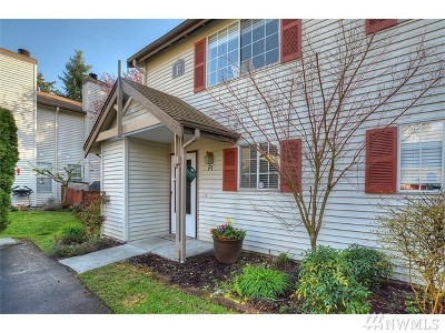Condo/Townhouse Sold: 15600 116th Ave NE #F1