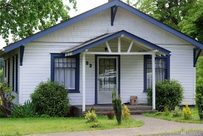Single Family Home Sold: 603 W Birch St