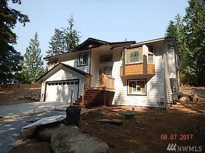 Sultan Single Family Home For Sale: 33623 112th St SE