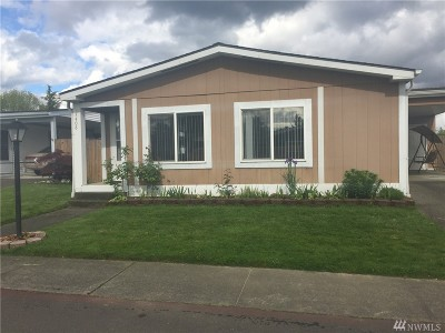 Kent WA Condo/Townhouse Sold: $197,000