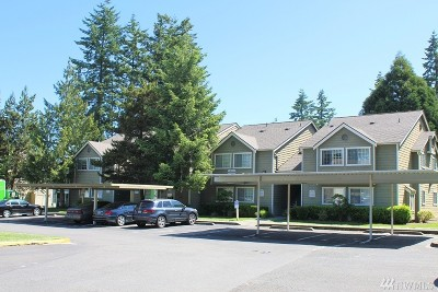 Federal Way Condo/Townhouse For Sale: 1860 S 284th Lane #M201