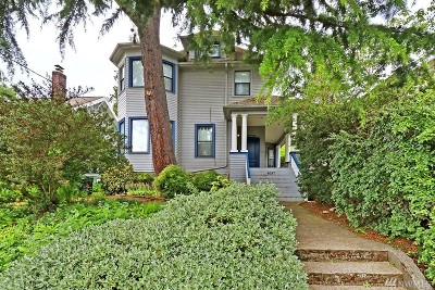 Seattle Multi Family Home For Sale: 4037 Woodland Park Ave N
