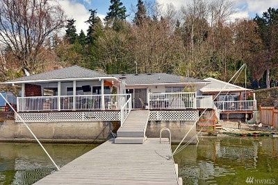 King County Single Family Home For Sale: 821 E Lake Sammamish Pkwy NE