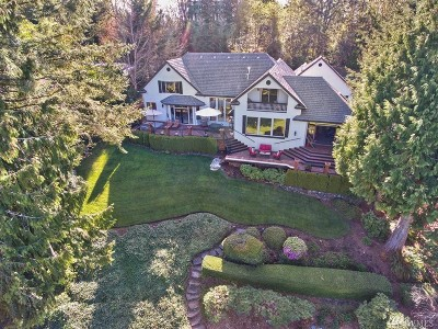 Gig Harbor Single Family Home For Sale: 13409 53rd Ave NW
