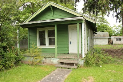 Single Family Home Sold: 1130 F St