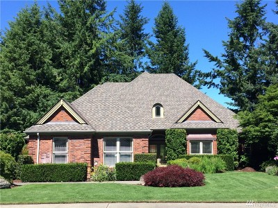 Olympia Single Family Home For Sale: 3920 Birkdale St SE