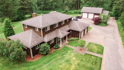 Blaine Single Family Home Sold: 9596 Flambeau Rd