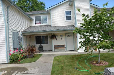 Sedro Woolley Condo/Townhouse Sold: 706 Cascade Palms Ct