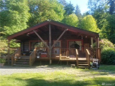 Monroe Single Family Home For Sale: 27218 170th St SE