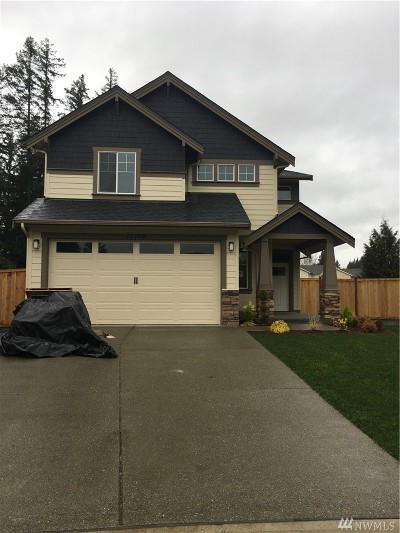 Puyallup Single Family Home For Sale: 17106 120th Ave E