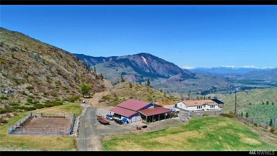 Methow, Carlton Single Family Home For Sale: 203 Vintin Rd