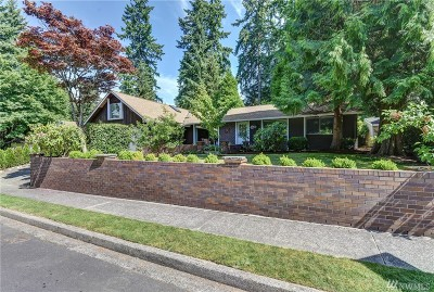 Kirkland WA Single Family Home Sold: $637,500