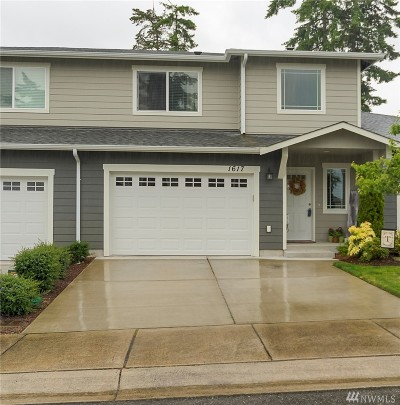 Oak Harbor WA Single Family Home Pending: $288,000