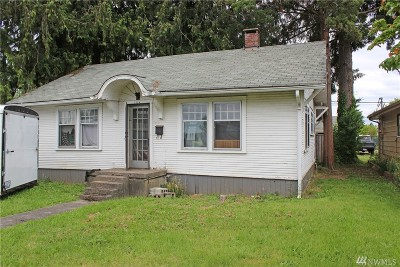 Single Family Home Sold: 1128 F St